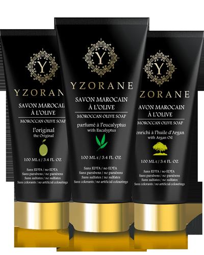 OLIVE MOROCCAN BLACK SOAP